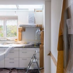 Renovation touches to your house